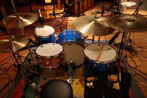 Drum kit1
