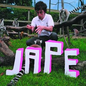 Jape, The Monkeys in the Zoo Have More Fun Than Me (2004)
