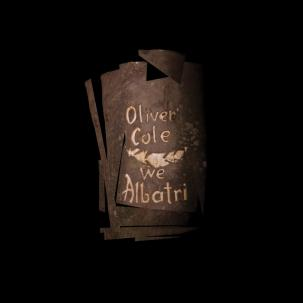 Oliver Cole, We Albatri (2010)