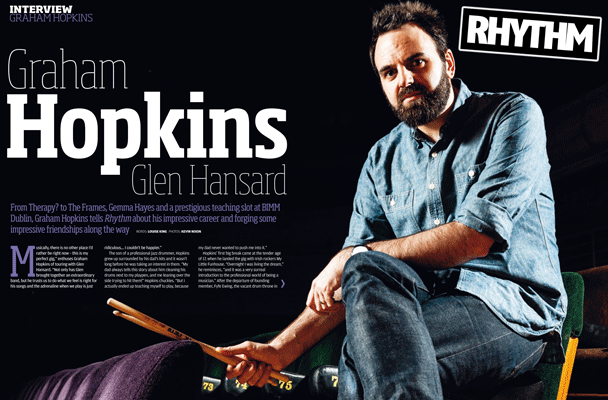 Rhythm Magazine 2013