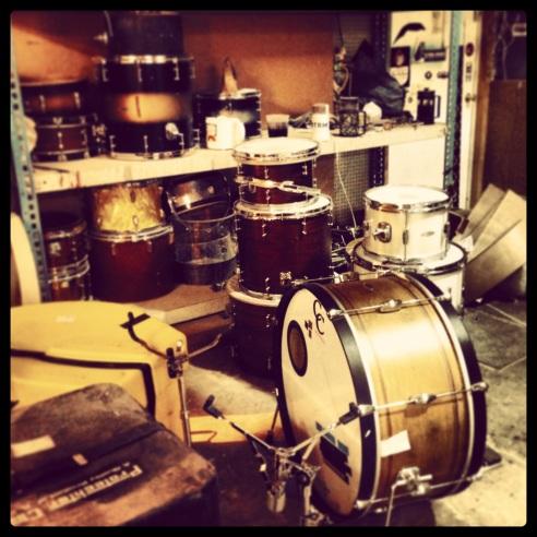 C&C Drums factory visit