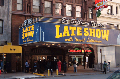 Late Show with Letterman
