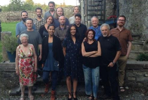Wexford Carols group