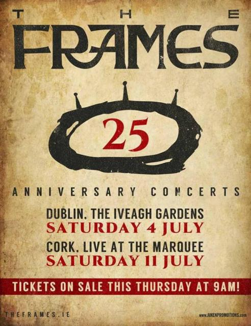 Frames summer shows