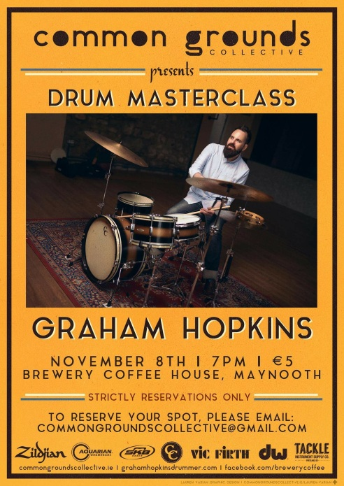 Drumming masterclass